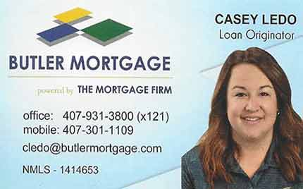 Butler Mortgage