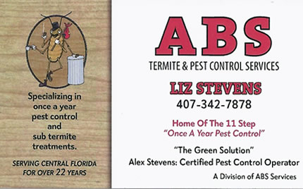 ABS Pest Control